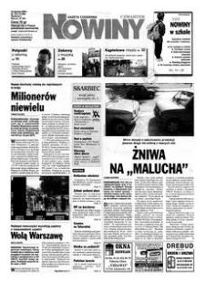 Nowiny : gazeta codzienna. 2000, nr 164 (24 sierpnia)