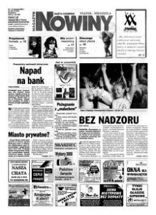 Nowiny : gazeta codzienna. 2000, nr 165 (25-27 sierpnia)