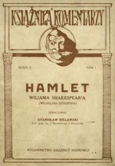 Hamlet Wiliama Shakespear'a (Wilhelma Szekspira)