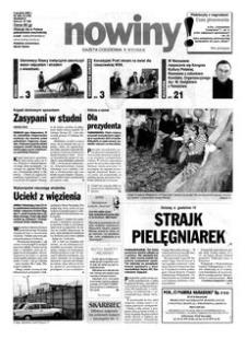 Nowiny : gazeta codzienna. 2000, nr 236 (5 grudnia)