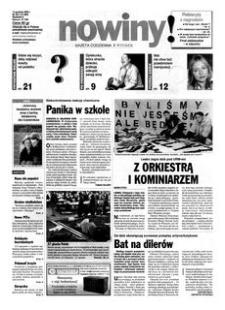 Nowiny : gazeta codzienna. 2000, nr 241 (12 grudnia)