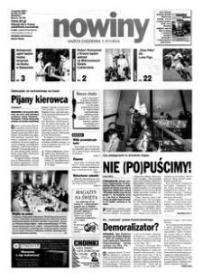 Nowiny : gazeta codzienna. 2000, nr 246 (19 grudnia)