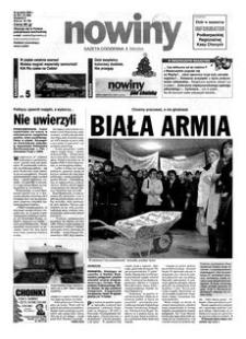 Nowiny : gazeta codzienna. 2000, nr 247 (20 grudnia)