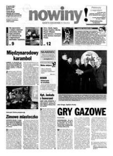 Nowiny : gazeta codzienna. 2000, nr 250 (27 grudnia)