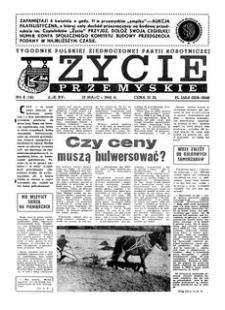 Życie Przemyskie : tygodnik Polskiej Zjednoczonej Partii Robotniczej. 1982, R. 16, nr 6 (741) (10 marca)