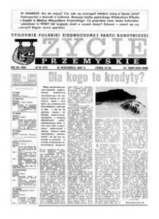 Życie Przemyskie : tygodnik Polskiej Zjednoczonej Partii Robotniczej. 1982, R. 16, nr 34 (769) (22 września)