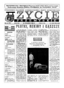Życie Przemyskie : tygodnik Polskiej Zjednoczonej Partii Robotniczej. 1982, R. 16, nr 35 (770) (29 września)
