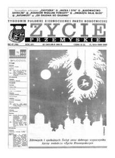 Życie Przemyskie : tygodnik Polskiej Zjednoczonej Partii Robotniczej. 1982, R. 16, nr 47 (782) (22 grudnia)