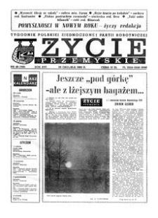 Życie Przemyskie : tygodnik Polskiej Zjednoczonej Partii Robotniczej. 1982, R. 16, nr 48 (783) (29 grudnia)