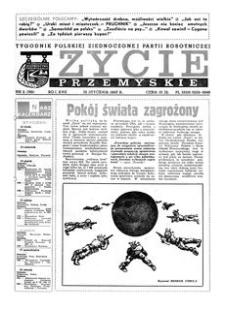 Życie Przemyskie : tygodnik Polskiej Zjednoczonej Partii Robotniczej. 1983, R. 17, nr 2 (785) (12 stycznia)