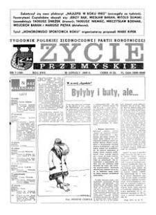 Życie Przemyskie : tygodnik Polskiej Zjednoczonej Partii Robotniczej. 1983, R. 17, nr 7 (790) (16 lutego)
