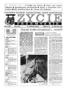 Życie Przemyskie : tygodnik Polskiej Zjednoczonej Partii Robotniczej. 1983, R. 17, nr 15 (798) (13 kwietnia)