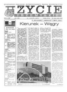 Życie Przemyskie : tygodnik Polskiej Zjednoczonej Partii Robotniczej. 1983, R. 17, nr 16 (799) (20 kwietnia)