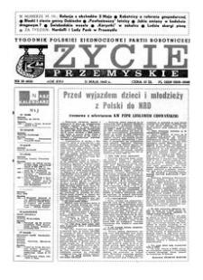 Życie Przemyskie : tygodnik Polskiej Zjednoczonej Partii Robotniczej. 1983, R. 17, nr 19 (802) (11 maja)