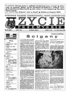 Życie Przemyskie : tygodnik Polskiej Zjednoczonej Partii Robotniczej. 1983, R. 17, nr 20 (803) (18 maja)