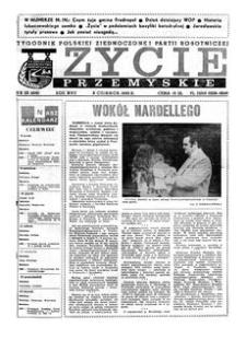 Życie Przemyskie : tygodnik Polskiej Zjednoczonej Partii Robotniczej. 1983, R. 17, nr 23 (806) (8 czerwca)