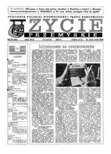 Życie Przemyskie : tygodnik Polskiej Zjednoczonej Partii Robotniczej. 1983, R. 17, nr 28 (811) (13 lipca)
