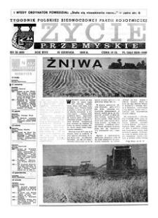 Życie Przemyskie : tygodnik Polskiej Zjednoczonej Partii Robotniczej. 1983, R. 17, nr 32 (815) (10 sierpnia)
