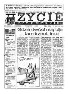 Życie Przemyskie : tygodnik Polskiej Zjednoczonej Partii Robotniczej. 1983, R. 17, nr 33 (816) (17 sierpnia)