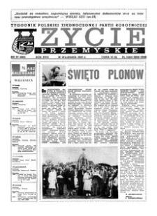 Życie Przemyskie : tygodnik Polskiej Zjednoczonej Partii Robotniczej. 1983, R. 17, nr 37 (820) (14 września)