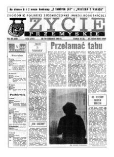 Życie Przemyskie : tygodnik Polskiej Zjednoczonej Partii Robotniczej. 1983, R. 17, nr 39 (822) (28 września)