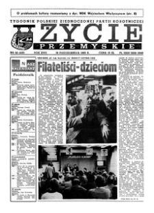 Życie Przemyskie : tygodnik Polskiej Zjednoczonej Partii Robotniczej. 1983, R. 17, nr 42 (825) (19 października)
