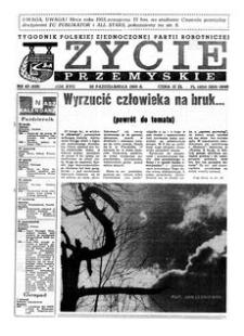Życie Przemyskie : tygodnik Polskiej Zjednoczonej Partii Robotniczej. 1983, R. 17, nr 43 (826) (26 października)