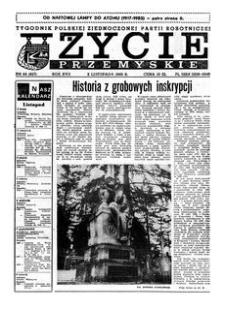 Życie Przemyskie : tygodnik Polskiej Zjednoczonej Partii Robotniczej. 1983, R. 17, nr 44 (827) (2 listopada)