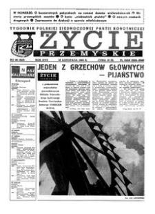 Życie Przemyskie : tygodnik Polskiej Zjednoczonej Partii Robotniczej. 1983, R. 17, nr 46 (829) (16 listopada)