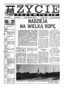 Życie Przemyskie : tygodnik Polskiej Zjednoczonej Partii Robotniczej. 1983, R. 17, nr 48 (831) (30 listopada)