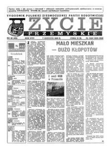Życie Przemyskie : tygodnik Polskiej Zjednoczonej Partii Robotniczej. 1983, R. 17, nr 49 (832) (7 grudnia)