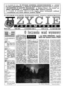 Życie Przemyskie : tygodnik Polskiej Zjednoczonej Partii Robotniczej. 1983, R. 17, nr 50 (833) (14 grudnia)