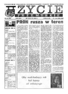 Życie Przemyskie : tygodnik Polskiej Zjednoczonej Partii Robotniczej. 1983, R. 17, nr 52 (835) (28 grudnia)