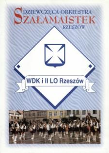 Dziewczęca Orkiestra Szałamaistek WDK i II LO Rzeszów