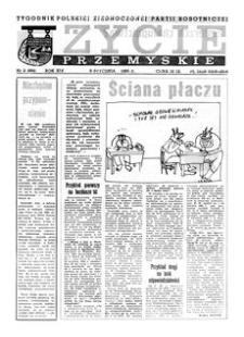 Życie Przemyskie : tygodnik Polskiej Zjednoczonej Partii Robotniczej. 1985, R. 19, nr 2 (889) (9 stycznia)