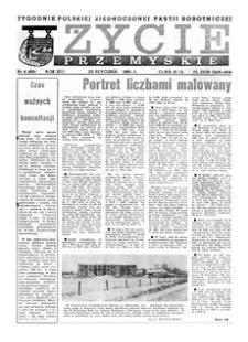 Życie Przemyskie : tygodnik Polskiej Zjednoczonej Partii Robotniczej. 1985, R. 19, nr 4 (891) (23 stycznia)