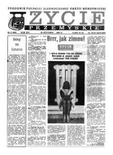 Życie Przemyskie : tygodnik Polskiej Zjednoczonej Partii Robotniczej. 1985, R. 19, nr 5 (892) (30 stycznia)