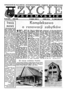 Życie Przemyskie : tygodnik Polskiej Zjednoczonej Partii Robotniczej. 1985, R. 19, nr 20 (907) (15 maja)