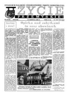 Życie Przemyskie : tygodnik Polskiej Zjednoczonej Partii Robotniczej. 1985, R. 19, nr 24 (911) (12 czerwca)
