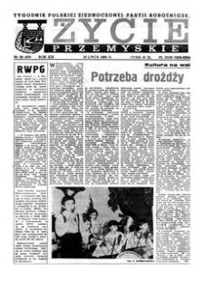 Życie Przemyskie : tygodnik Polskiej Zjednoczonej Partii Robotniczej. 1985, R. 19, nr 28 (915) (10 lipca)