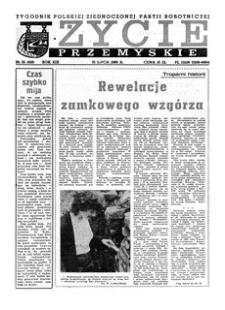 Życie Przemyskie : tygodnik Polskiej Zjednoczonej Partii Robotniczej. 1985, R. 19, nr 31 (918) (31 lipca)