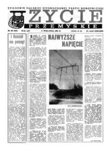 Życie Przemyskie : tygodnik Polskiej Zjednoczonej Partii Robotniczej. 1985, R. 19, nr 36 (923) (4 września)