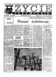 Życie Przemyskie : tygodnik Polskiej Zjednoczonej Partii Robotniczej. 1985, R. 19, nr 38 (925) (18 września)