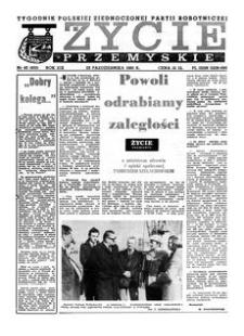 Życie Przemyskie : tygodnik Polskiej Zjednoczonej Partii Robotniczej. 1985, R. 19, nr 43 (930) (23 października)