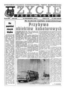 Życie Przemyskie : tygodnik Polskiej Zjednoczonej Partii Robotniczej. 1985, R. 19, nr 44 (931) (30 października)