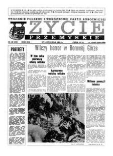 Życie Przemyskie : tygodnik Polskiej Zjednoczonej Partii Robotniczej. 1985, R. 19, nr 48 (935) (27 listopada)