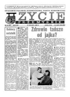 Życie Przemyskie : tygodnik Polskiej Zjednoczonej Partii Robotniczej. 1985, R. 19, nr 50 (937) (11 grudnia)