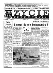 Życie Przemyskie : tygodnik Polskiej Zjednoczonej Partii Robotniczej. 1985, R. 19, nr 51 (938) (18 grudnia)