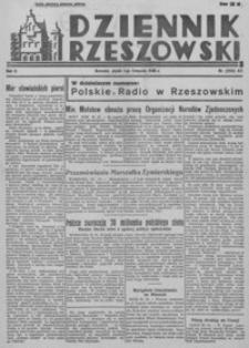 Dziennik Rzeszowski. 1946, R. 2, nr 471-475, 477-485, 487-495 (listopad)