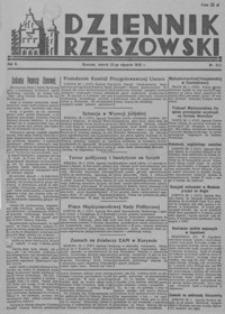 Dziennik Rzeszowski. 1946, R. 2, nr 242-246, 248-249 (styczeń)